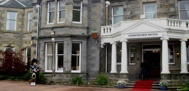 The Strathearn Hotel