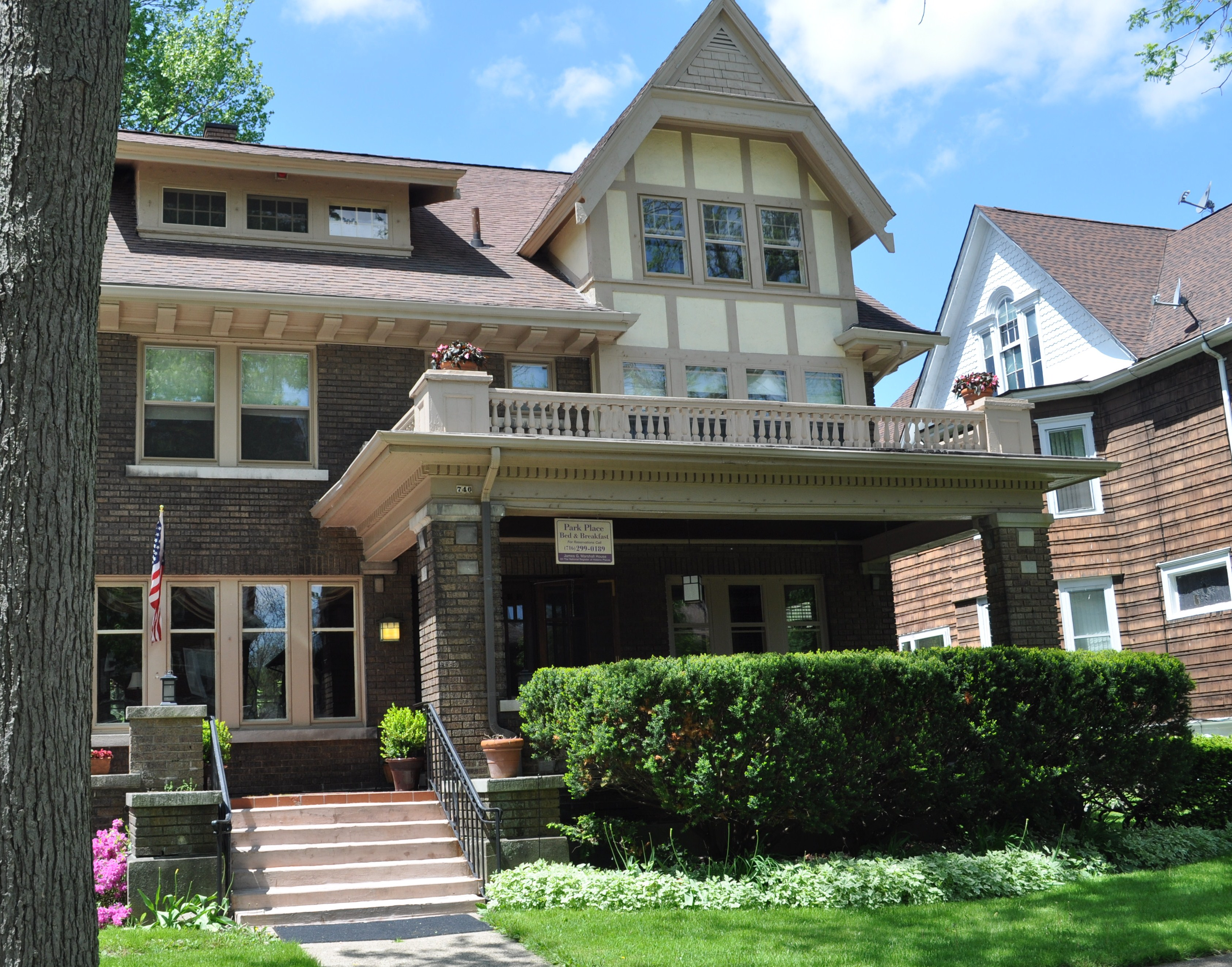 Park Place Bed and Breakfast