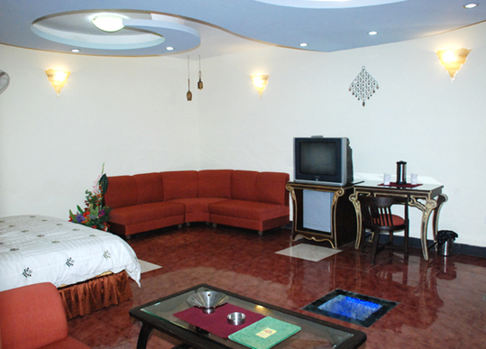 Hotel Yadu Residency