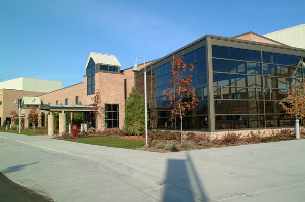 Prince Conference Center at Calvin
