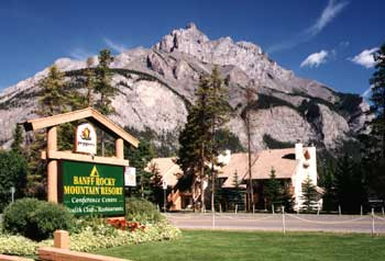 ‪Banff Rocky Mountain Resort‬