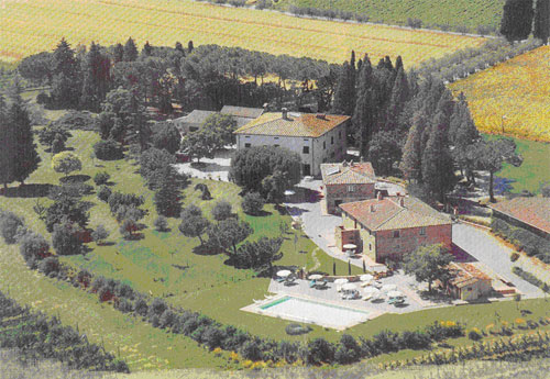 Azienda Agrituristica Villa La Morina