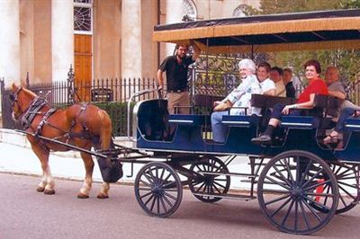 Charleston Carriage Tour - Carolina Polo and Carriage Company