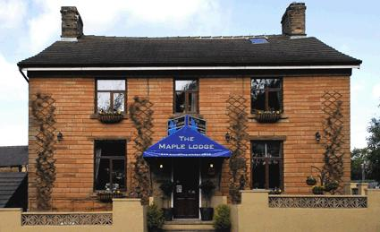 ‪The Maple Lodge‬