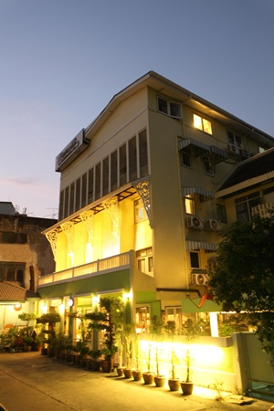 Sawasdee Sukhumvit Inn