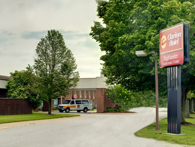 Clarion Highlander Hotel and Conference Center