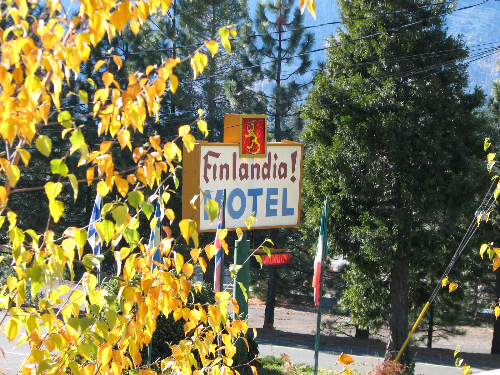 Finlandia Motel & Lodge