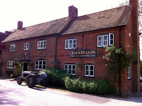 The Red Lion Blewbury