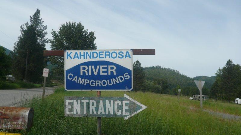 Kahnderosa River Campground