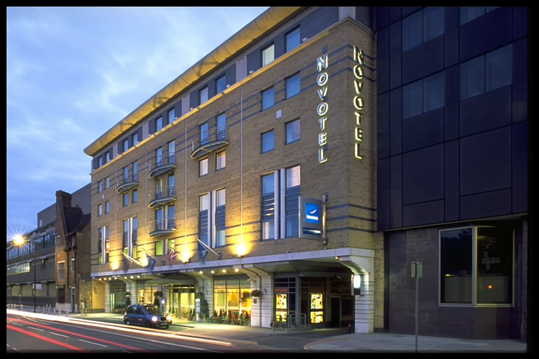 ‪Novotel London Waterloo‬