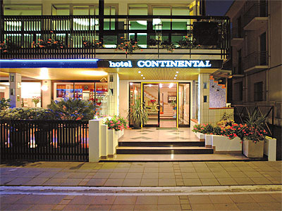 Hotel Continental Bellaria