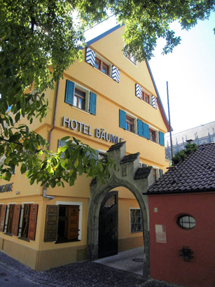 Hotel Baumle