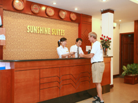 Sunshine Suites Hanoi Hotel