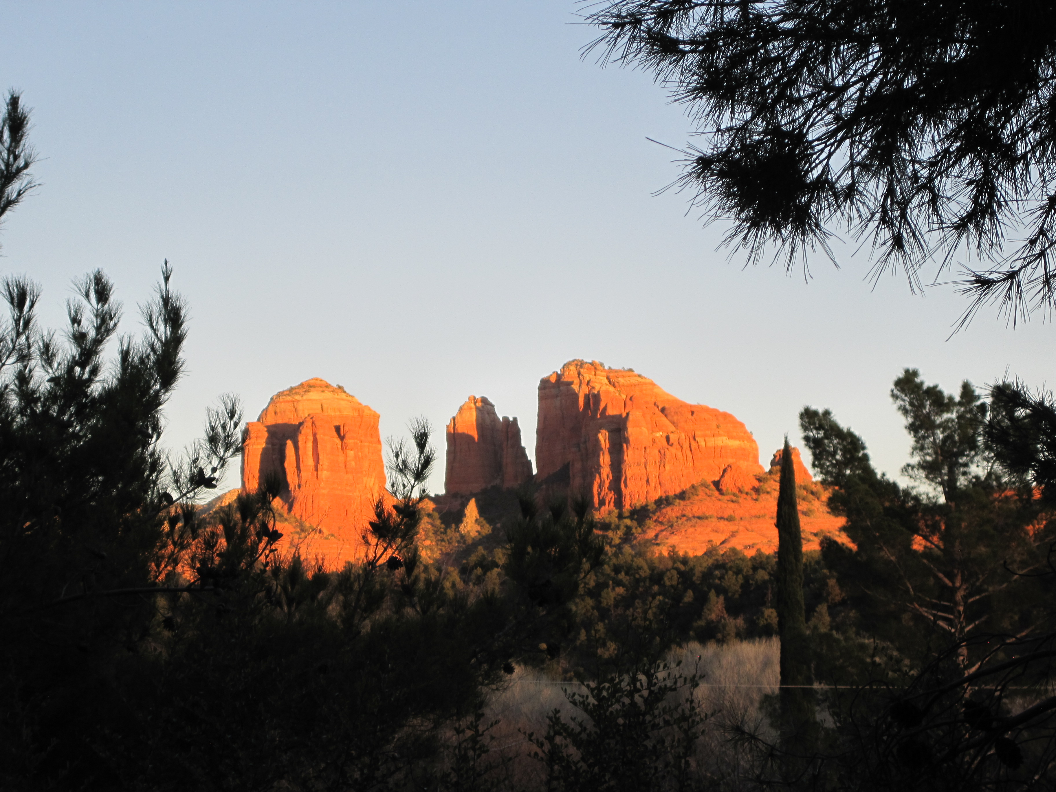 Cathedral Rock Lodge