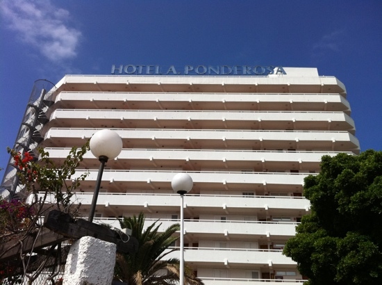 Ponderosa Apart Hotel
