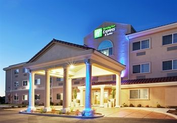 Holiday Inn Express Hotel & Suites Oroville S