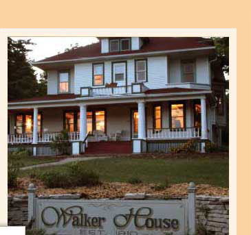Walker House Bed and Breakfast / Retreat Center