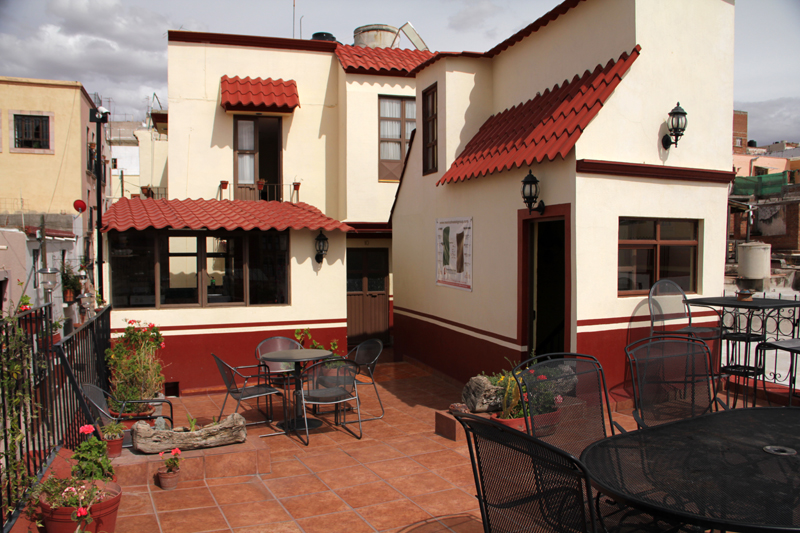 Hostal Villa Colonial de Zacatecas