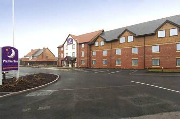 Premier Inn Rugeley Hotel