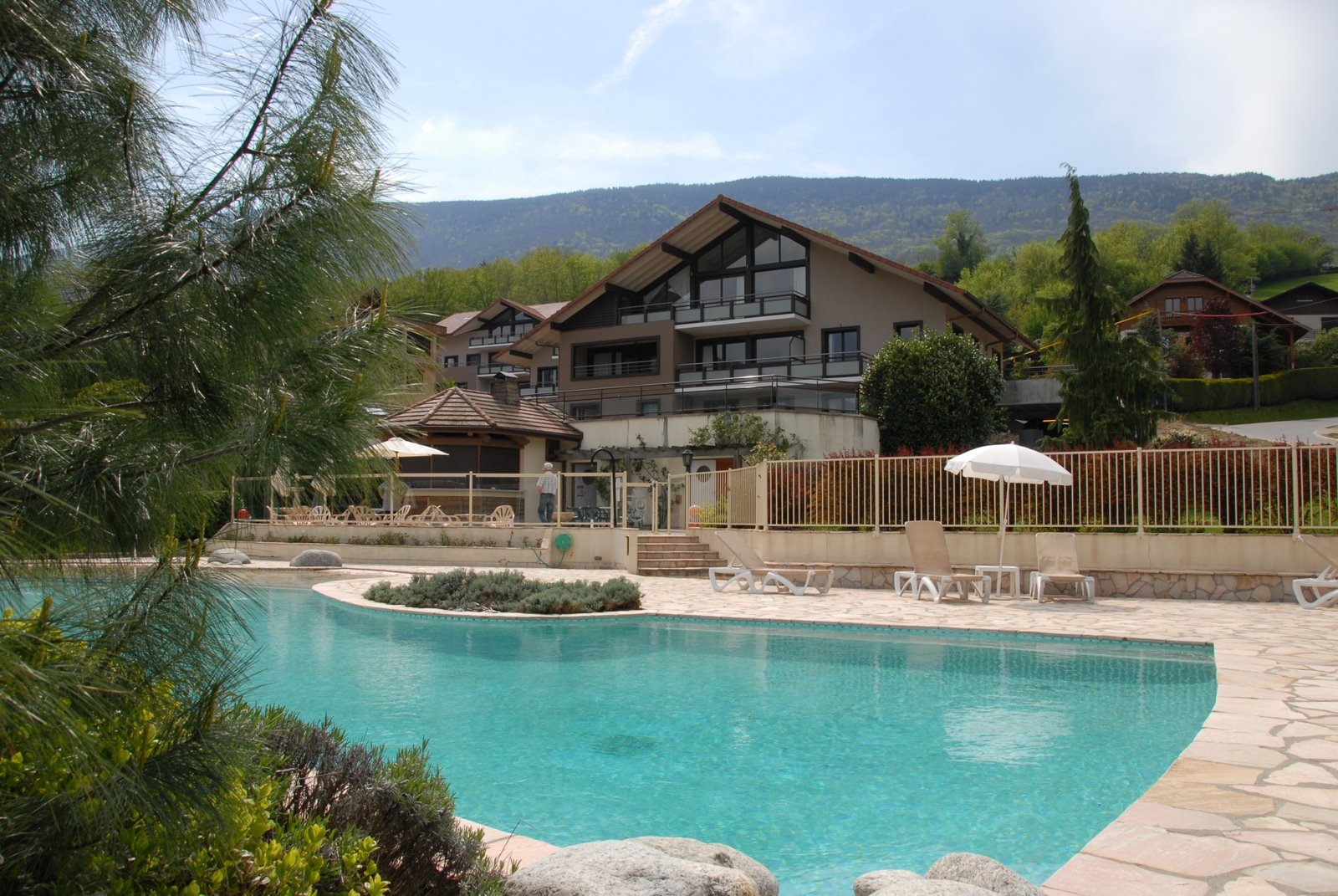 Residence hoteliere spa Les Chataigniers