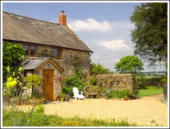 Middle Upcott Farm Bed and Breakfast