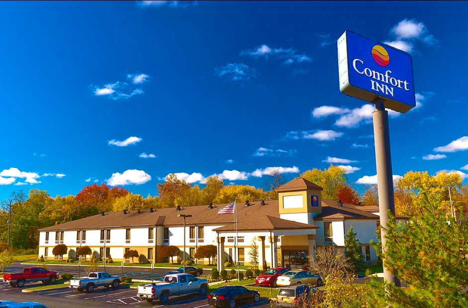 Comfort Inn NJ State Capital Area