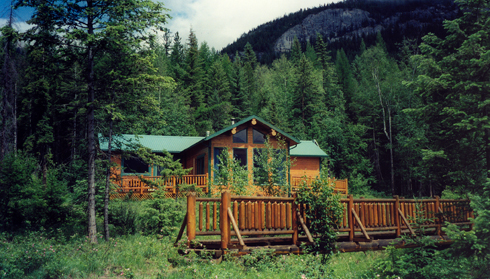 ‪Cross River Wilderness Centre‬
