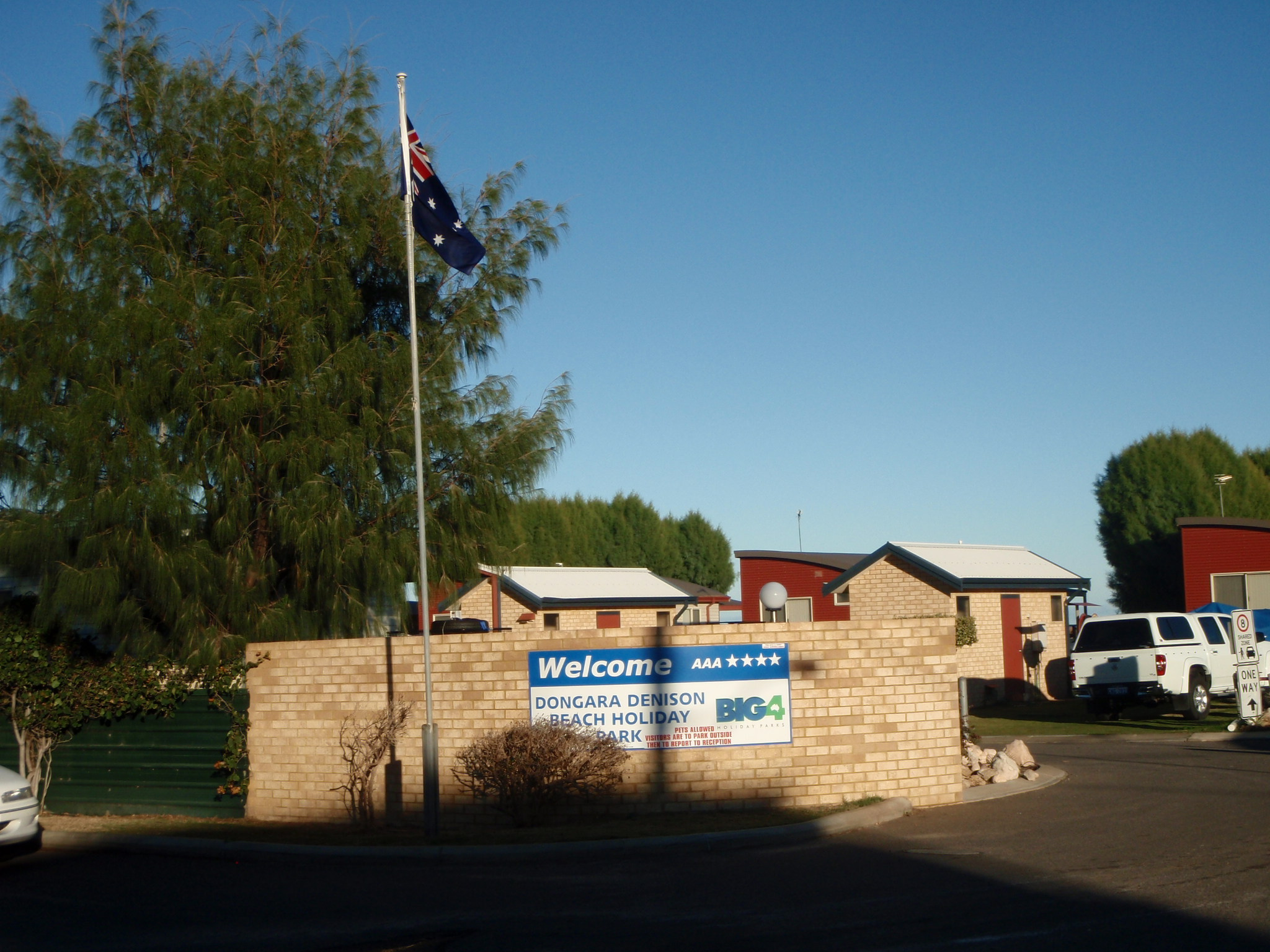 Dongara Denison Beach Holiday Park