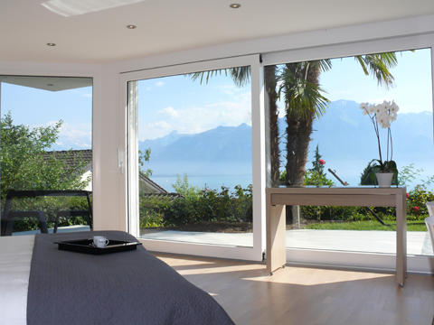 A Room With A View Bed and Breakfast Montreux