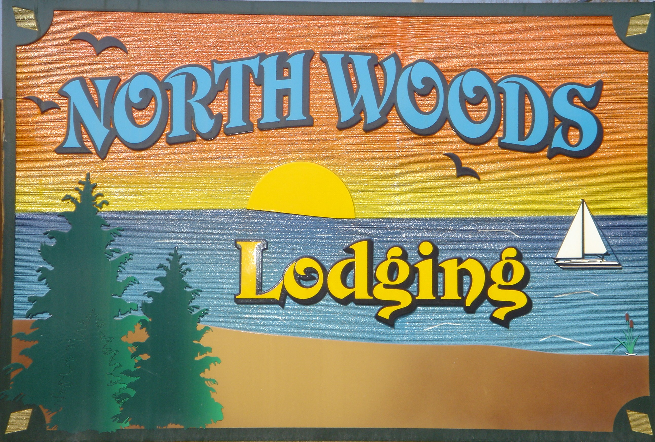 Northwoods Lodging