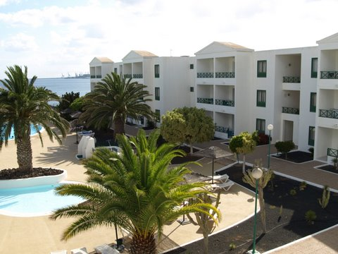 Blue Sea Apartamentos Costa Teguise Beach