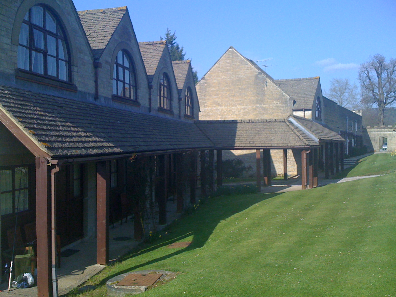 Stouts Hill Cotswold Holiday Resort