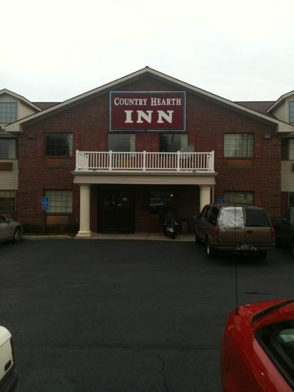 Country Hearth Inn - Urbana
