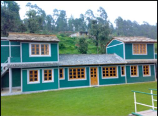 Binsar Eco Camp