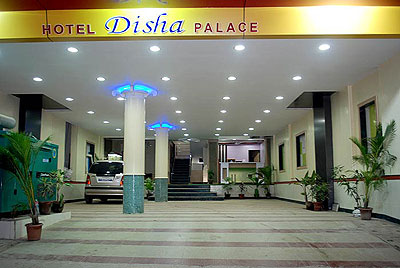 Hotel Disha Palace
