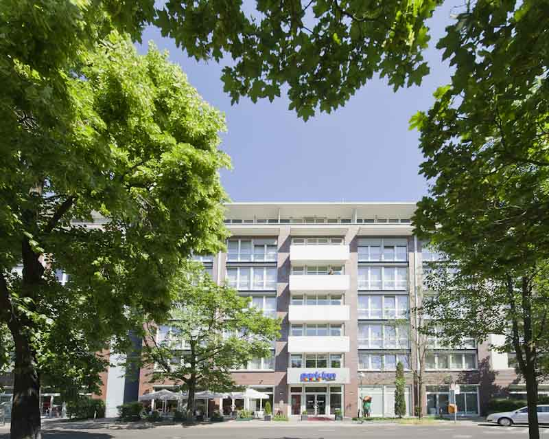 ‪Park Inn by Radisson Berlin City West‬