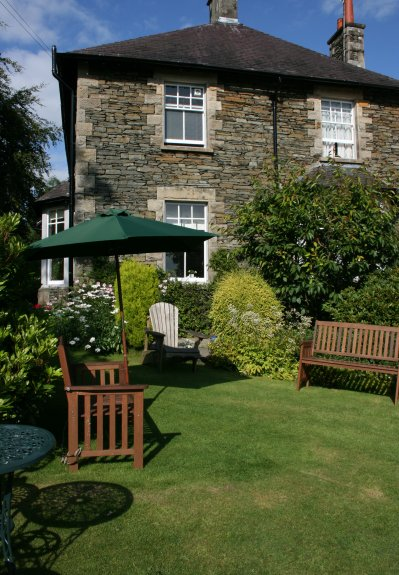 Ivythwaite Lodge hotel