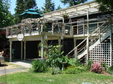 The Lodge on Orcas Island