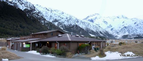 ‪YHA Mt. Cook‬