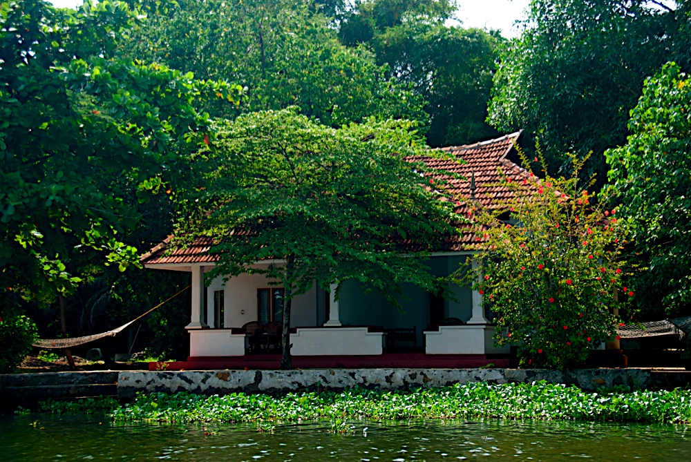Our Land Island Backwater Resort