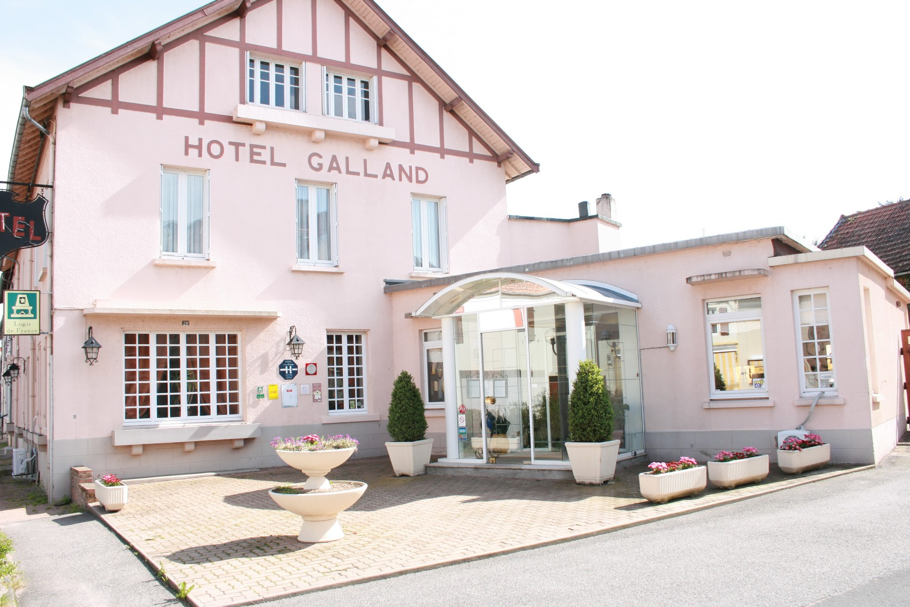 Hotel Restaurant Galland