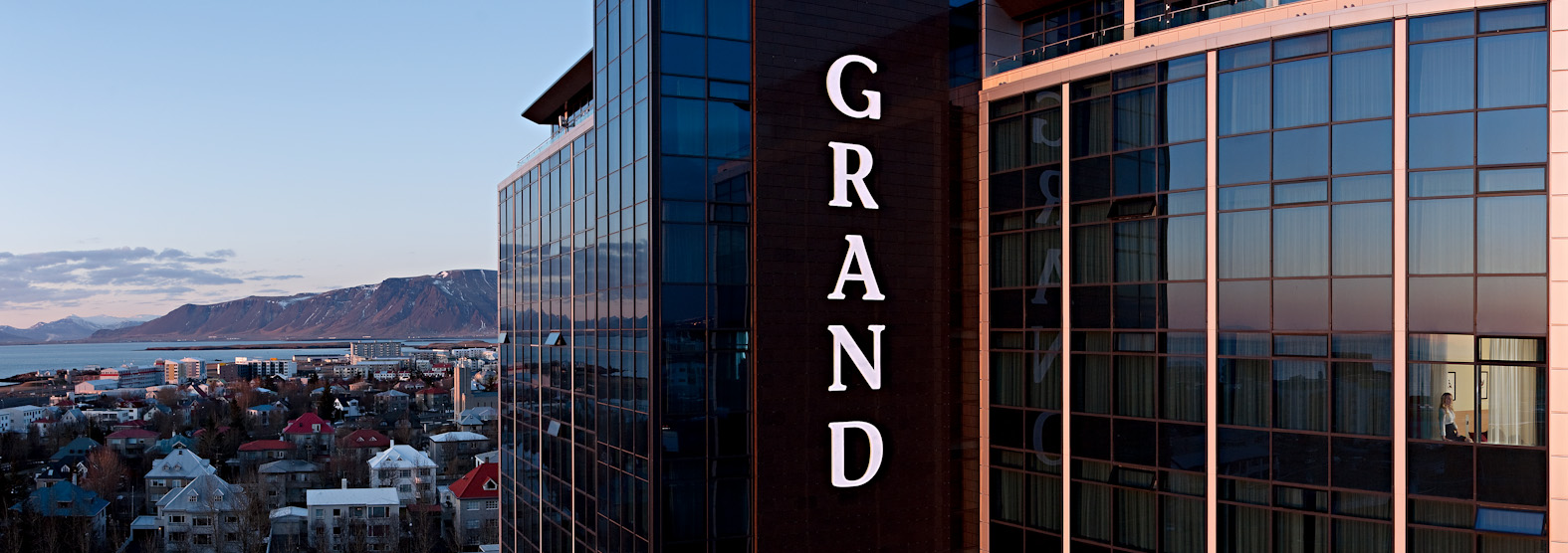 Grand Hotel Reykjavik