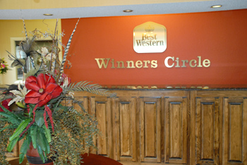 BEST WESTERN Winners Circle Inn