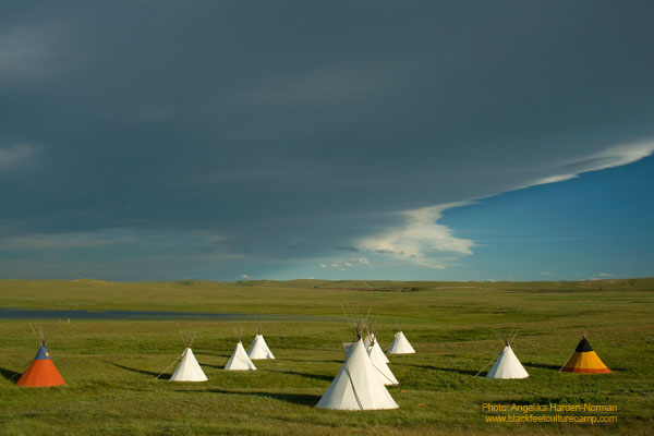 Lodgepole Gallery & Tipi Village