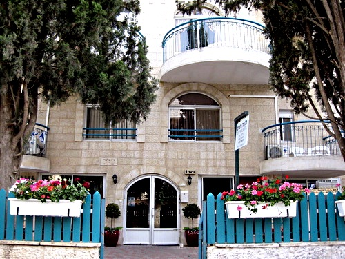 Eden Jerusalem Hotel