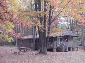 Cook Forest Top Hill Cabins