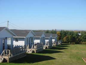 Cavendish Bosom Buddies Cottages and Suites