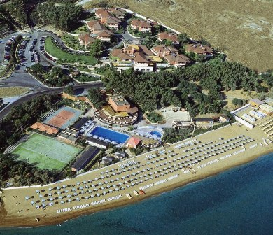 Hotel Casarossa Beach - Sporting Club