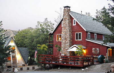 Peaceful Mountain Inn