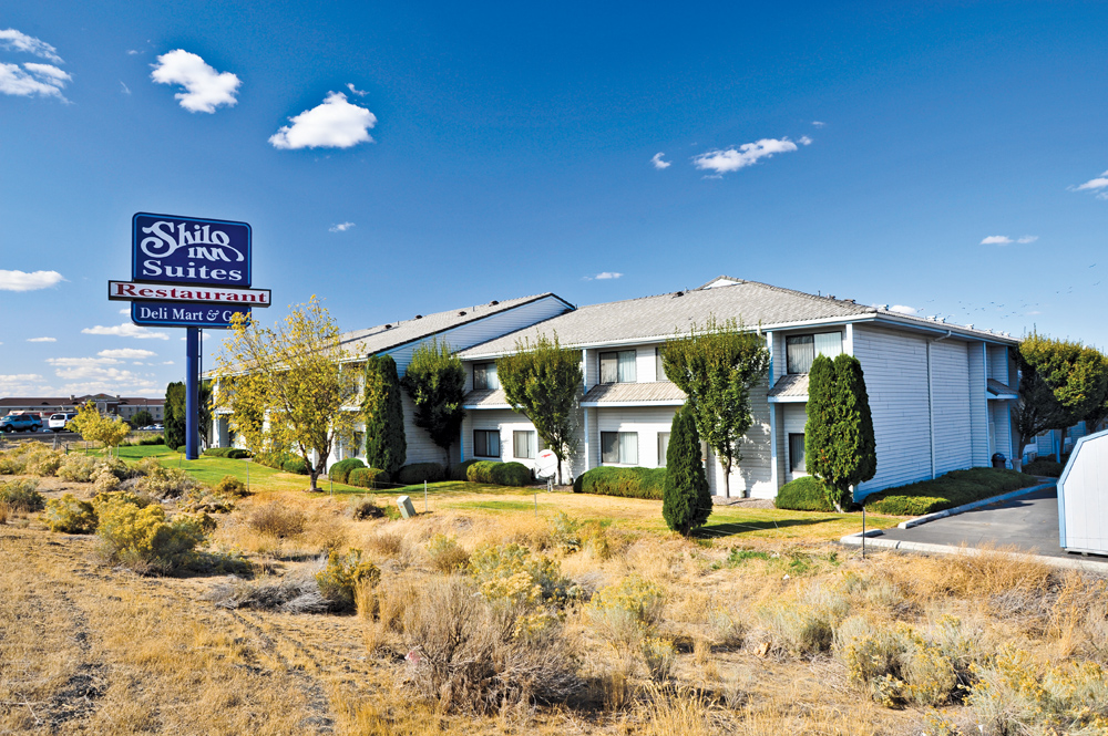 ‪Shilo Inn Suites - Moses Lake‬